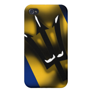 Barbados Flag Iphone 4/4S Speck Case