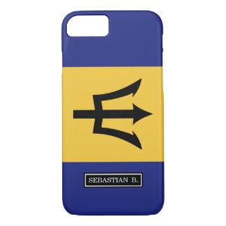 Barbados Flag iPhone 8/7 Case