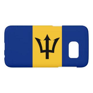 Barbados Flag Samsung Galaxy S7 Case