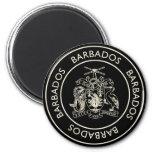Barbados Fridge Magnet