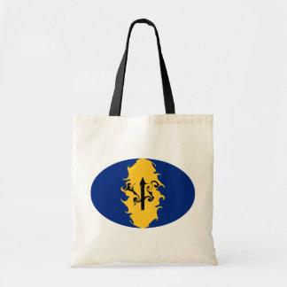 Barbados Gnarly Flag Bag