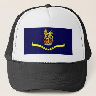 Barbados Governor General Flag Trucker Hat
