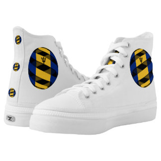 Barbados High-Top Sneakers