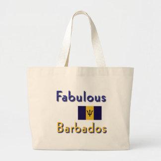 Barbados Large Tote Bag