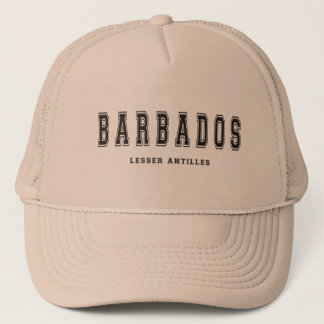 Barbados Lesser Antilles Trucker Hat