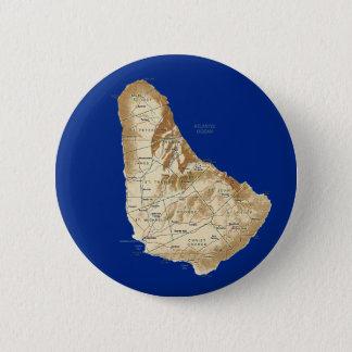 Barbados Map Button