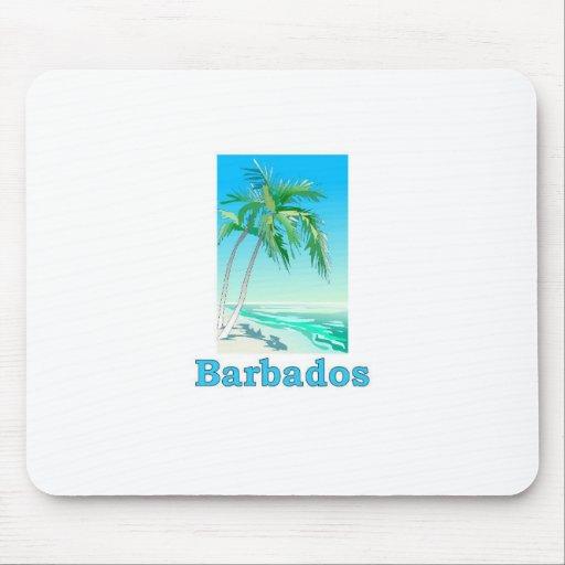 Barbados Mouse Pad