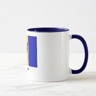 Barbados Mug