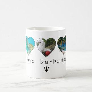 Barbados nc 1102 taza clásica