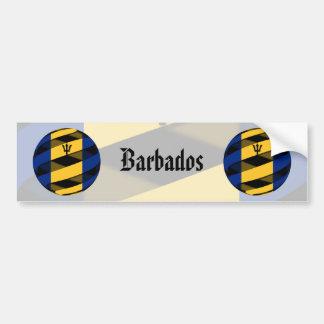Barbados Pegatina Para Auto