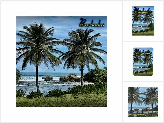 Barbados - Photos - Patterns - Colors