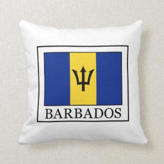 Barbados pillow