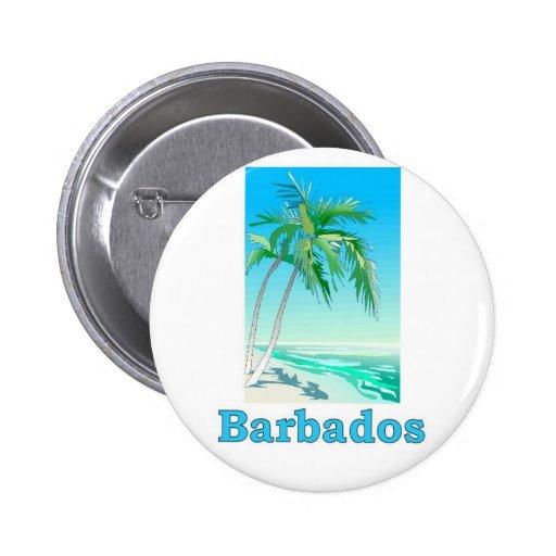Barbados Pin Redondo 5 Cm