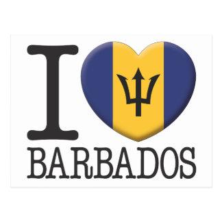 Barbados Postcard