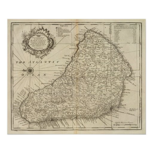 Barbados Póster