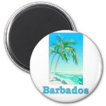 Barbados Refrigerator Magnet