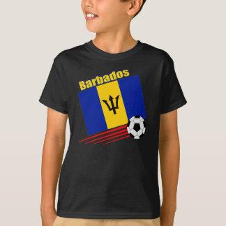 Barbados Soccer Team T-Shirt