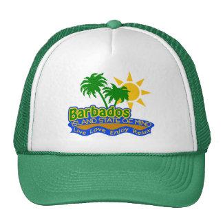 Barbados State of Mind hat - choose color