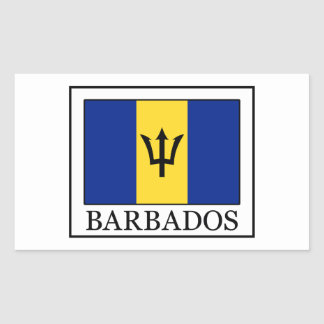 Barbados sticker