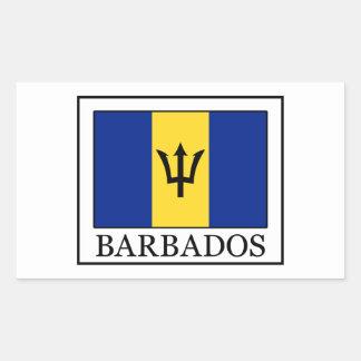 Barbados sticker