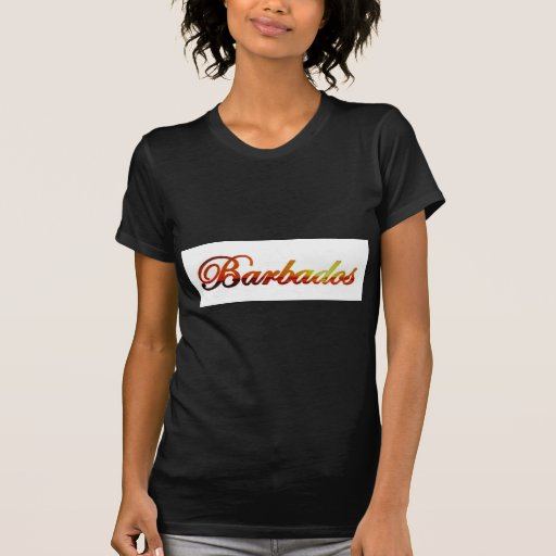 Barbados Tshirt