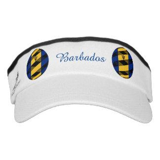 Barbados Visor