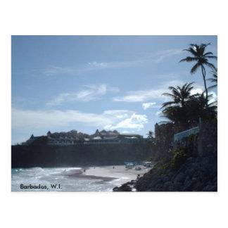 Barbados, W.I#2. Post Card