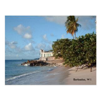 Barbados, W.I.PC Post Card
