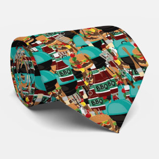 barbaque, neck tie