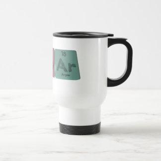 Barbar as Barium Rubidium Argon Mugs