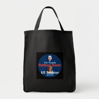 Barbara BOXER 2010 Bag