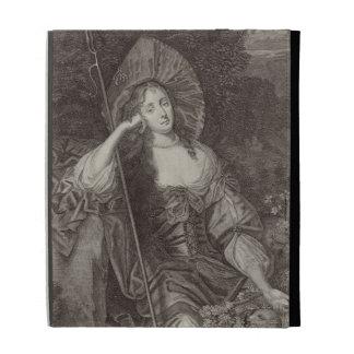Barbara Duchess of Cleaveland (1641-1709) as a She iPad Case