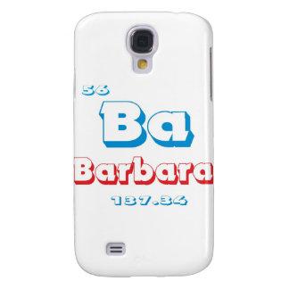 Barbara Galaxy S4 Case