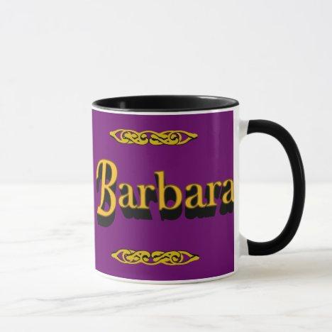 Barbara Mug