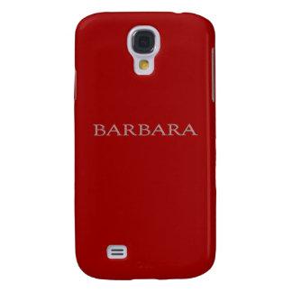 Barbara personalizó la caja viva conocida de HTC