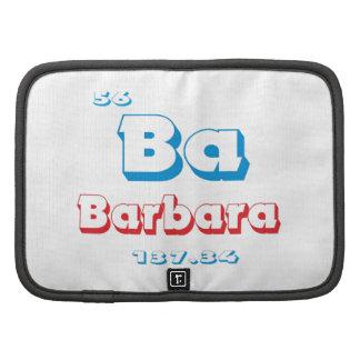 Barbara Planners