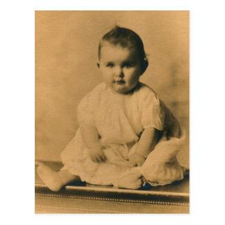 Barbara SECHRIST-MERCY (1924-2007) Postcard