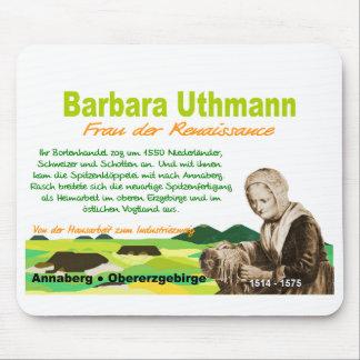 Barbara Uthmann Mouse Pad