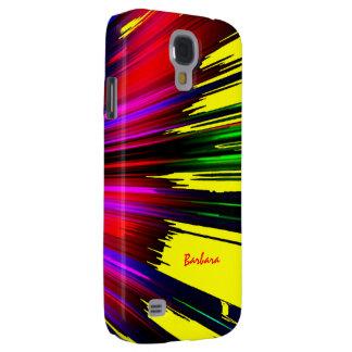 Barbara's Samsung galaxy s4 cover
