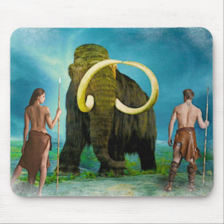 Barbarian Confrontation – Power of Unity Mousepad