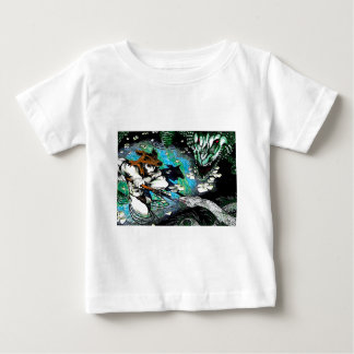 Barbarian in a Swamp Baby T-Shirt