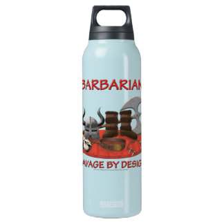 Barbarian: Savage by Design Insulated Water Bottle