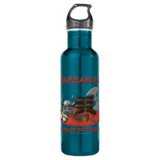Barbarian: Savage by Design Stainless Steel Water Bottle