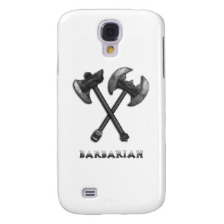 Barbarian Weapon of Choice Galaxy S4 Case