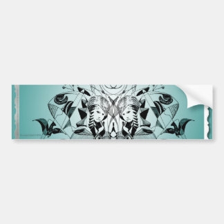 Barbarja Collaboration Bumper Sticker