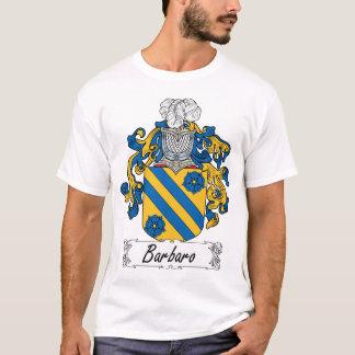 Barbaro Family Crest T-Shirt