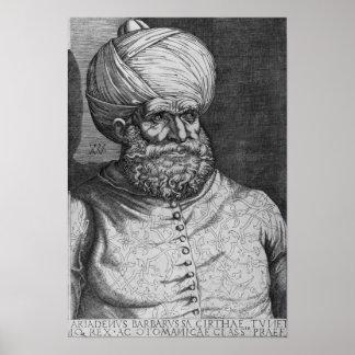 Barbarossa   1535 print
