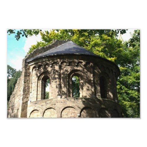 Barbarossa ruins, Valkhof hill, Nijmegen