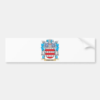 Barbary Coat of Arms Bumper Sticker