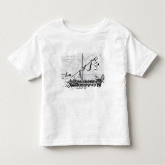 Barbary Galleys Toddler T-shirt